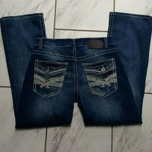 Carter Jeans - Carter BKE Denim Blue Jeans Size 32S (UJ0511)